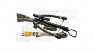 Pack arbalète à poulies 175 livres camo Hunter crossbow