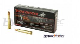 20 Cartouches 30-30 Power max par Winchester 150 grains