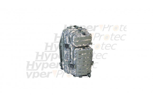 Sac à dos airsoft paintball - Camouflage militaire - 30 litres