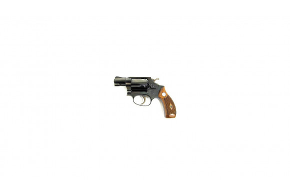 revolver CHIEF 36 alarme NOIR