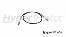 Rallonge de câble pour rechargement de carabine PCP