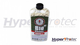 Bille Airsoft 6 mm G&G Biodégradable 0,20g