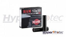 Munition Pepper Bam - Udar M2 Cal 13X50 -Boite X5