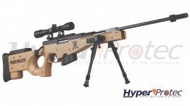 Carabine à plomb Crosman Stealth shot camo - 20J calibre 4.5mm