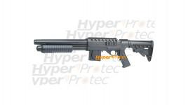 Mossberg M500 - Fusil à pompe crosse rétractable