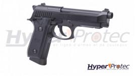 Crosman PFAM9B Pistolet Bille Acier Full auto et Full métal