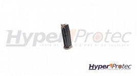 Chargeur Gaz Pour Pistolet SIG Sauer P320 Calibre 6 mm Noir
