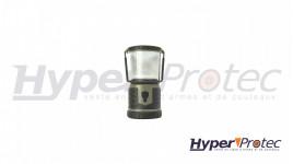 Lanterne De CampingRayfall L3R Rechargeable USB 400 Lumens - Marron