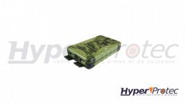 Batterie Externe Beltrona Dual Ports USB 10400 mAh - Camouflage