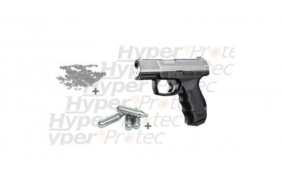 Pack CP99 compact à billes acier complet