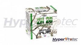 FOB Cartouches ZH 28 Calibre 12 Plomb N°6 - 25 Pièces