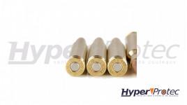 blister Fire tron 46 fusées pour pistolet alarme calibre 15 mm