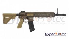 HK416 A5 Fusil Airsoft Couleur Tan