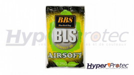 BLS 0.25g Bille Airsoft Biodégradable - 1 kg