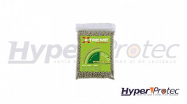Xtreme Precision 0.25g Billes Airsoft Biodégradable - 2800 bbs