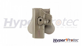 Carabine Rossi Puma M650 nickelée - calibre 44 REM MAG