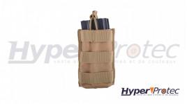 GFC Tactical Pochette Simple Pour Bardeaux - Vert