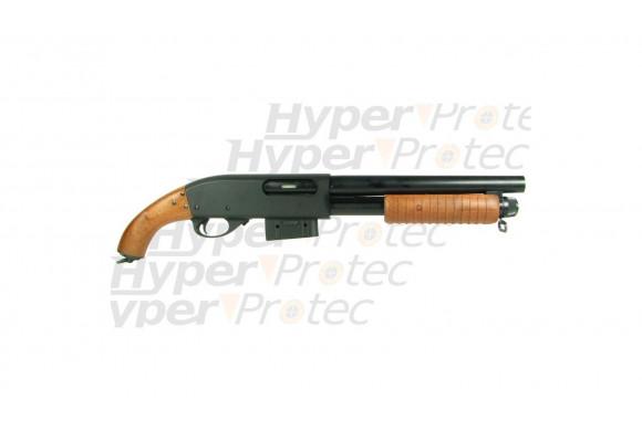 M3000 Sawed-off - Fusil à pompe tout métal et bois véritable