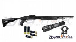 Pack Taurus ST12 Tactical Version 2020 Fusil à pompe