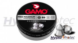 Gamo Pro Magnum Boite de 250 Plomb 4.5 mm