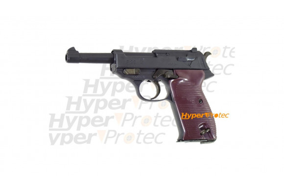 Walther P38 - Airsoft réplique spring 6 mm