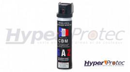 Bombe Lacrymogène CBM Gaz CS 75 ml