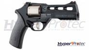Revolver À Plomb Chiappa Chargin Rhino 50DS Couleur Noire - Série Limitée -