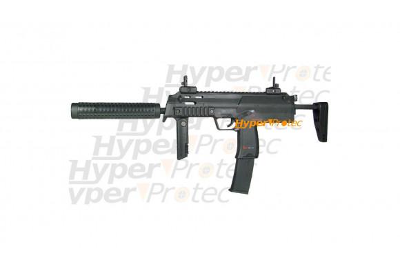 MP7A1 SWAT avec silencieux - réplique électrique