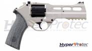 Revolver À Plomb Chiappa Chargin Rhino 50DS Couleur Gris - Série Limitée -