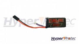 Batterie Fuel RC LiPo 7.4V x 1600MAH 30C
