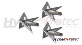 Pointe De Flèche Chasse Maximal Nox-Cut 100 gr