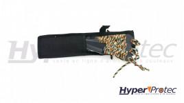 Valise fusil thermoformée de 110cm