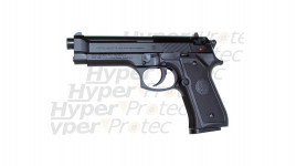 Beretta 92 FS - air soft BAX noir
