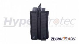 Porte Chargeur GFC Tactical pour M4 Couleur Noir