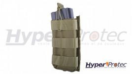 Porte Chargeur GFC Tactical pour M4 Couleur Vert