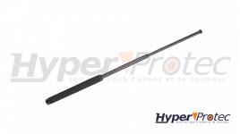 Matraque Télescopique Blackfield 65 cm acier poignée mousse