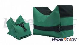 sac de tir vert ou noir tir en appui pour carabine