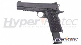 Chargeur Long pour Swiss Arms 1911 Bille Acier
