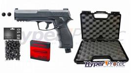Pack Prêt à Tirer T4E Pistolet HDP 50 de défense