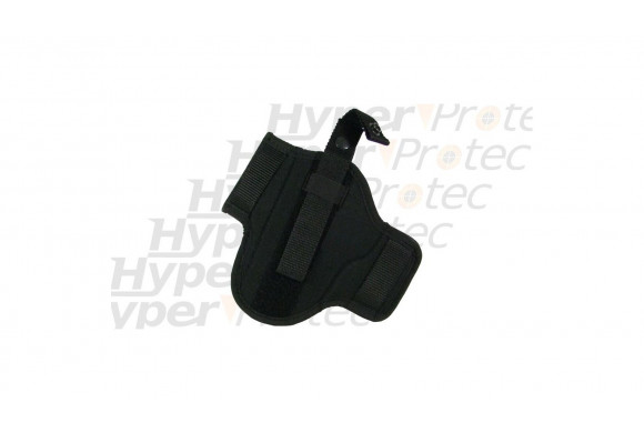Poche holster transport arme port ceinture discret noir - Umarex