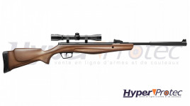 Carabine à Plomb Stoeger RX20 Dynamic Crosse Bois Avec Lunette 4x32