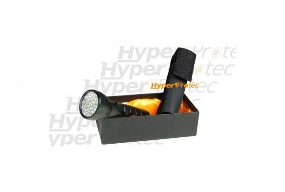 idée cadeau Lampe de poche à 32 leds - piles inclues