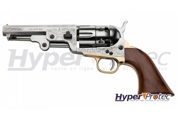 Revolver Poudre Noire 1851 Navy Yank Old Model