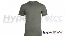 T-Shirt Mil-Tec Style US Couleur Vert Olive