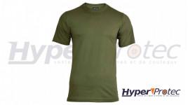 T-Shirt Mil-Tec Style US Couleur Vert Kaki