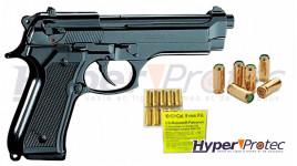 Pack Pistolet Alarme Kimar 92 modele 2020