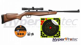 Carabine à plombs Crosman Benjamin Trail NP2 crosse bois - calibre 5.5mm