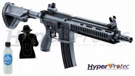Pack Fusil Airsoft HK 416 CQB