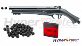 Pack Fusil Balle Caoutchouc T4E HDS 68