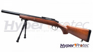 Carabine de chasse genre Sniper Airsoft Well MB02BW
